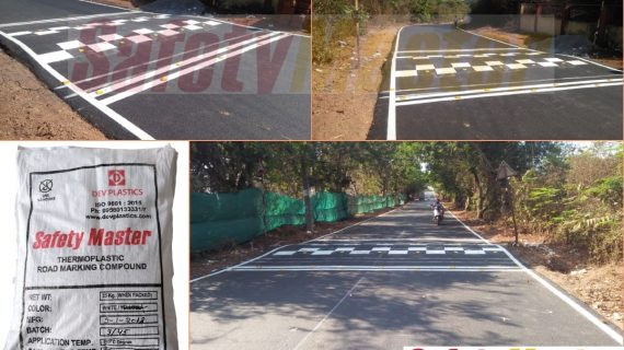 Safety Master Thermoplastic Road Marking Paint